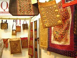 Kutch Embroidery work Accessories