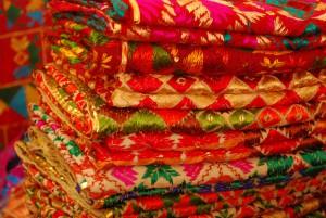 Phulkari Embroidery Items