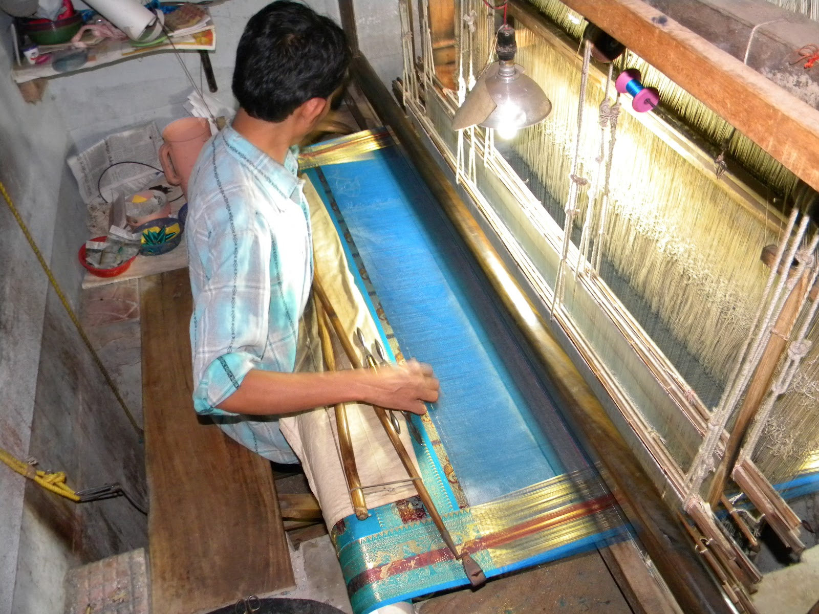 Sournachuri Silk