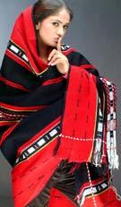 Tsungkotepsu Shawl