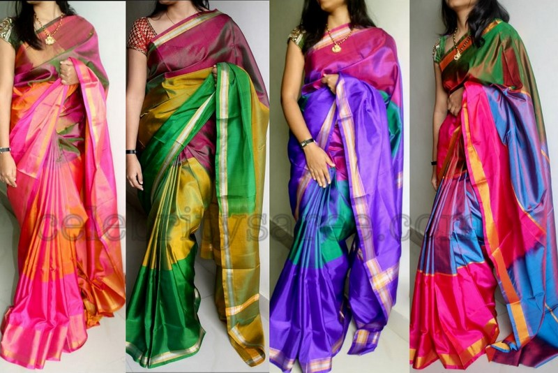 b25bdda7b3d8d Uppada Silk  Different Types of Uppada Silk Sarees