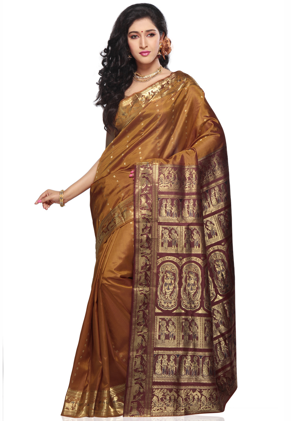 Sournachuri Silk Saree