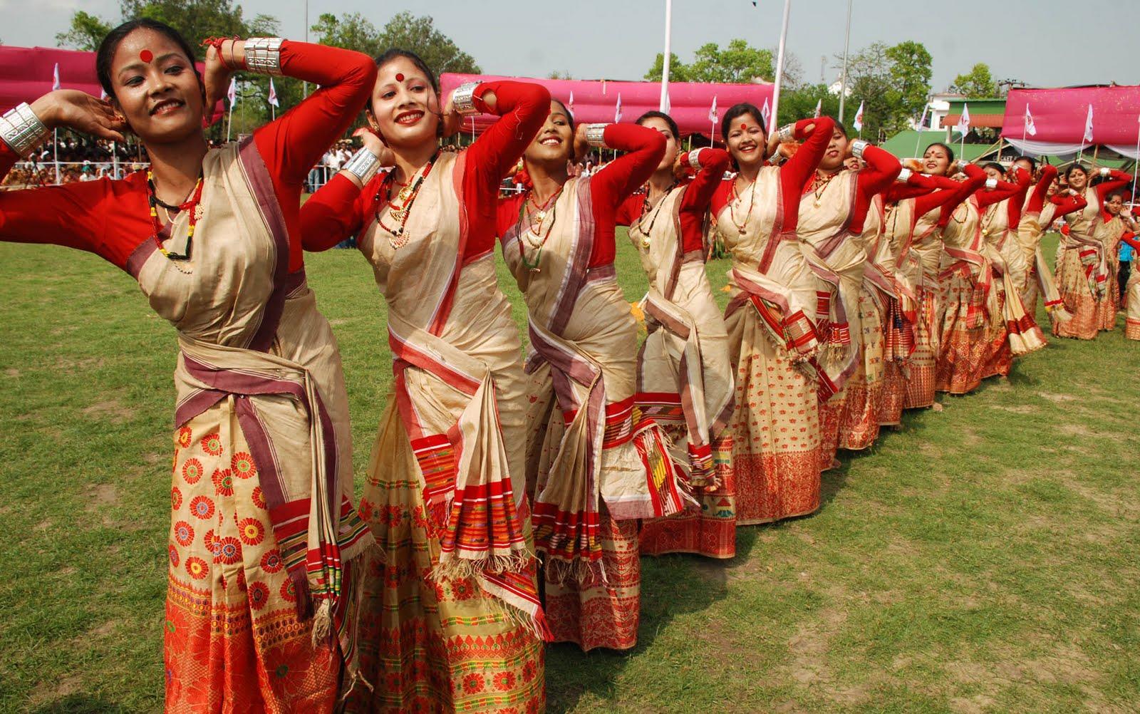 fb2748641 Bihu Dance  Assam Most Popular Classical and Folk Dance