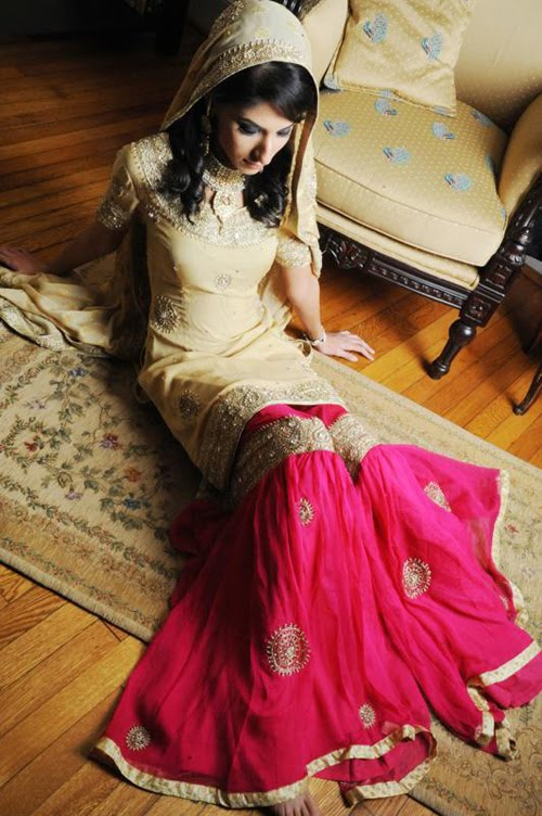 Gharara The Traditional Indian Kurti And Its Statements