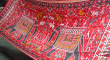 Gujarati style sari