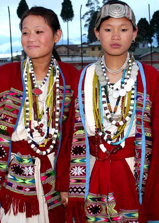 Tribal Clothing From Arunachal Pradesh