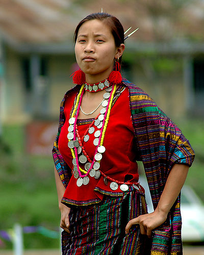 Arunachal Pradesh Tribal Clothing Background Utsavpedia