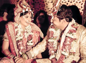 Oriya Wedding Bride & Groom