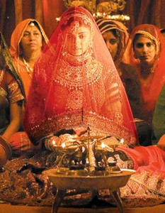 Rajsthan Wedding Dress