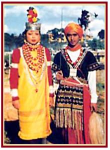 Khasis Tribe