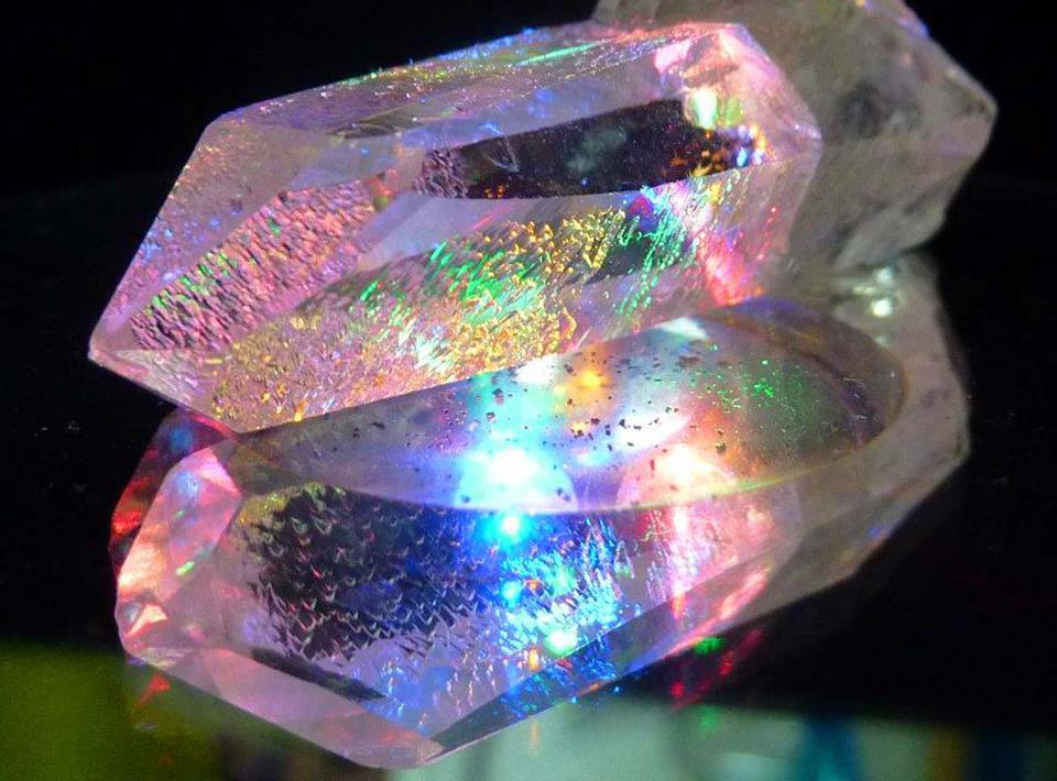 Shocked Quartz Crystals Crystal Quartz Jpg