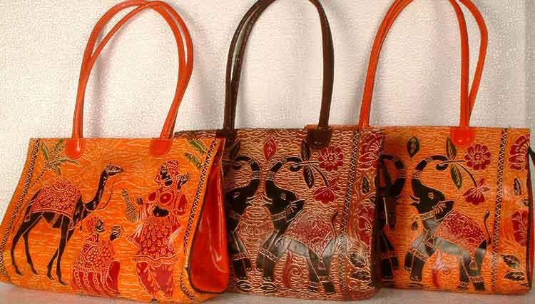 Shantiniketan's Handbags