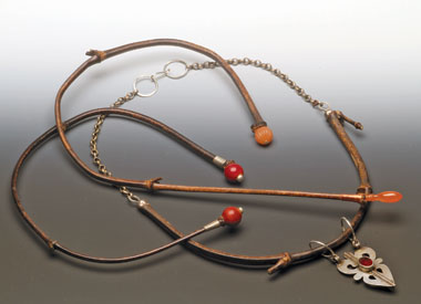 Latest Trend of Bamboo Jewelry and Handicraft