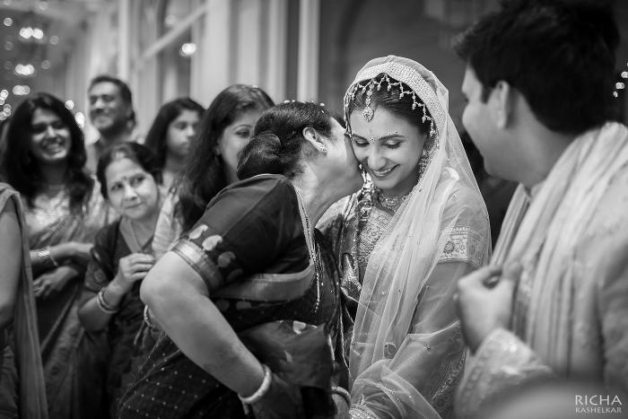 Vidai or Doli – Hindu Wedding Rituals