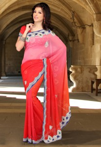 Viscose Saree