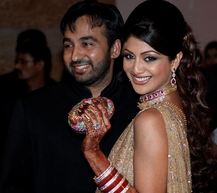 Raj Kundra & Shilpa Shetty Wedding