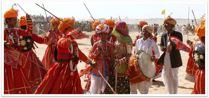 Pushkar Fair (Image: visittnt.compushkar-fair)