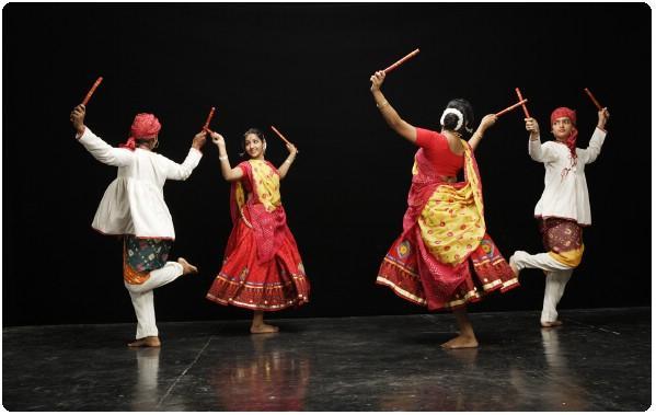Dandiya Dance at Navratri