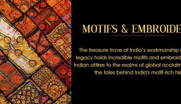 Motifs & Embroideries