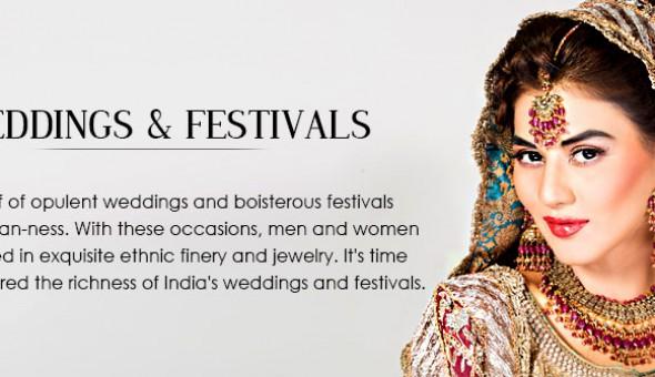 Weddings & Festivals