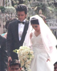 Riteish Deshmukh and Genelia D'Souza Wedding Occasion