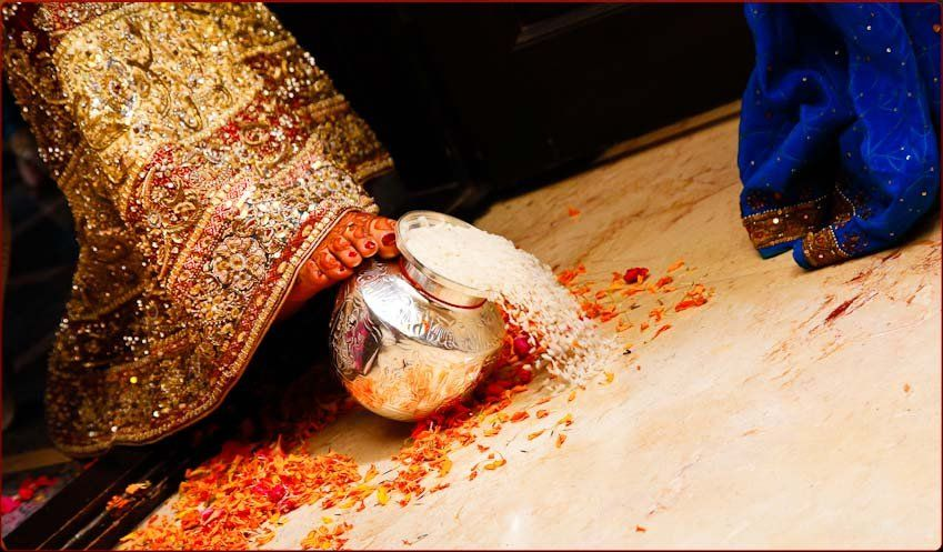 Griha Pravesh: Bride's Entry Into The New House