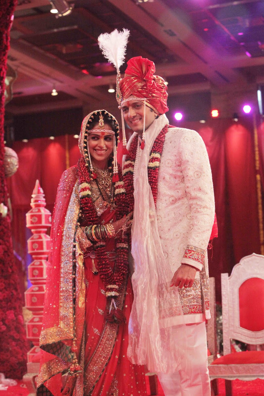 Image result for genelia d souza wedding