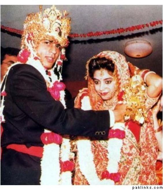 shahrukh-gauri-wedding (Image: bp blog)