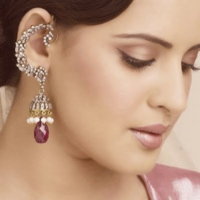 All About Gold, Silver Ear Cuffs Earrings and Jewelry