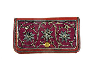 Aughi Embroidered Wallet (Image: ebay)