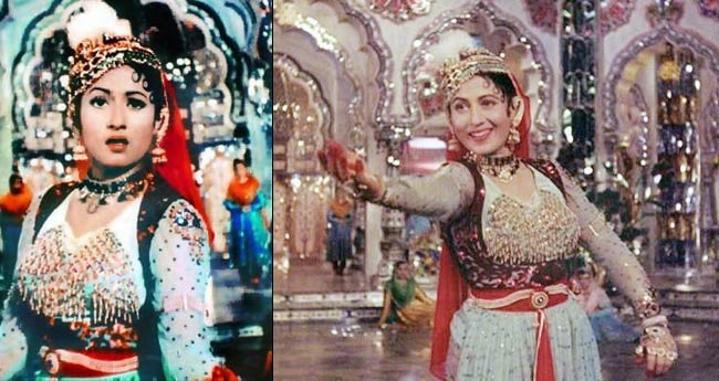 """A screen grab of the song """"Pyar kiya to darna kya"""" from the movie (Image: http://indiatoday.intoday.in)"""