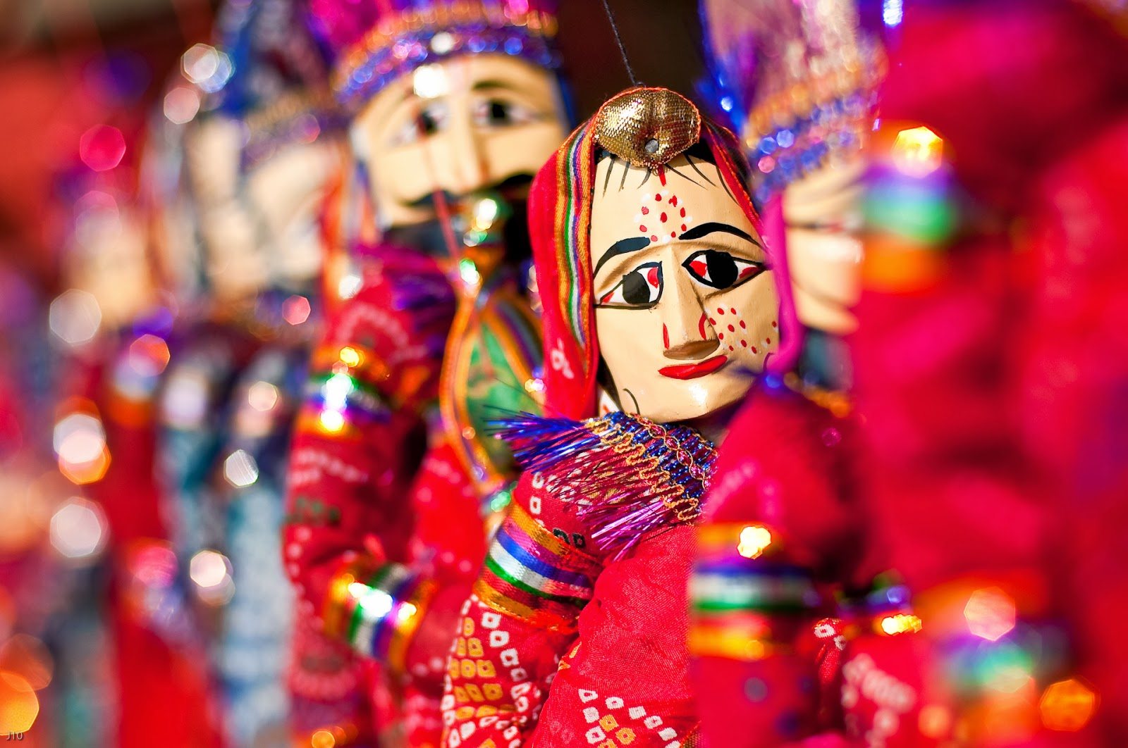Puppetry In India- An Ancient Performing Art