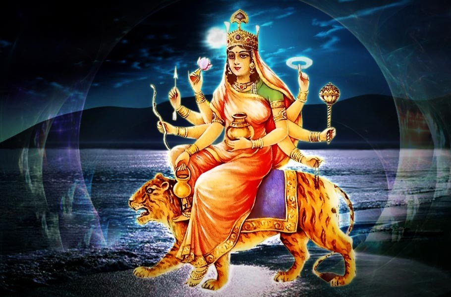Navratri Day 4 | Worship Goddess Kushmanda