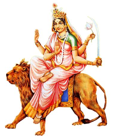 Navratri Day 6 | The Day of Maa Katyayani