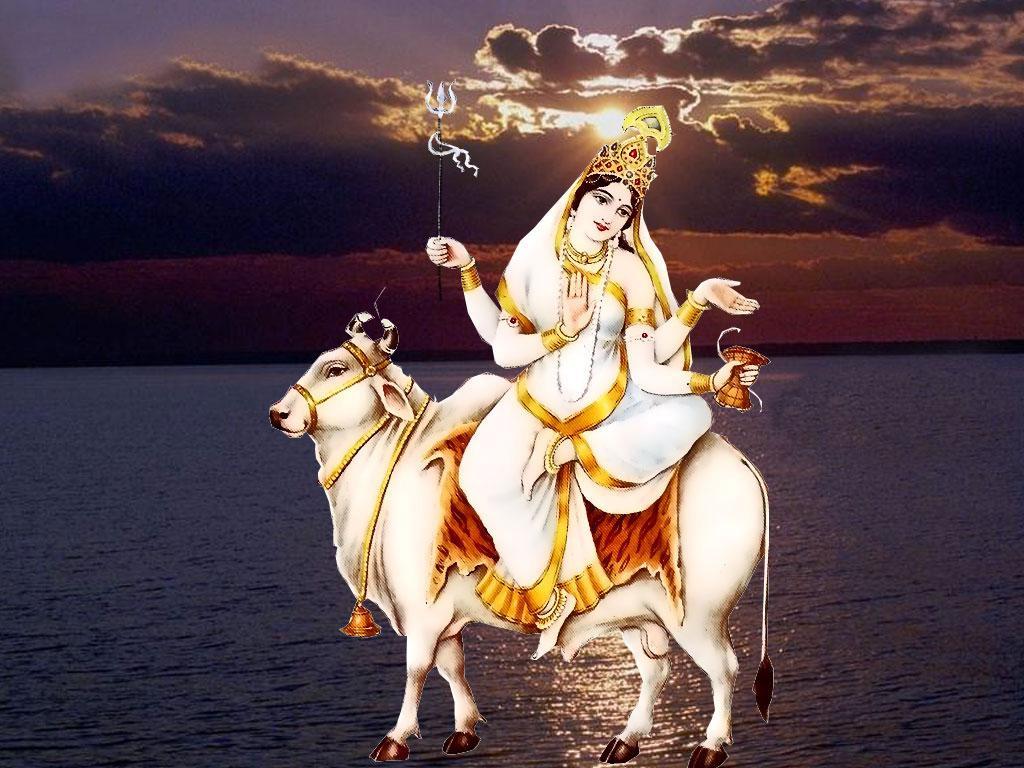 Navratri Day 8   The Day of Goddess Mahagauri