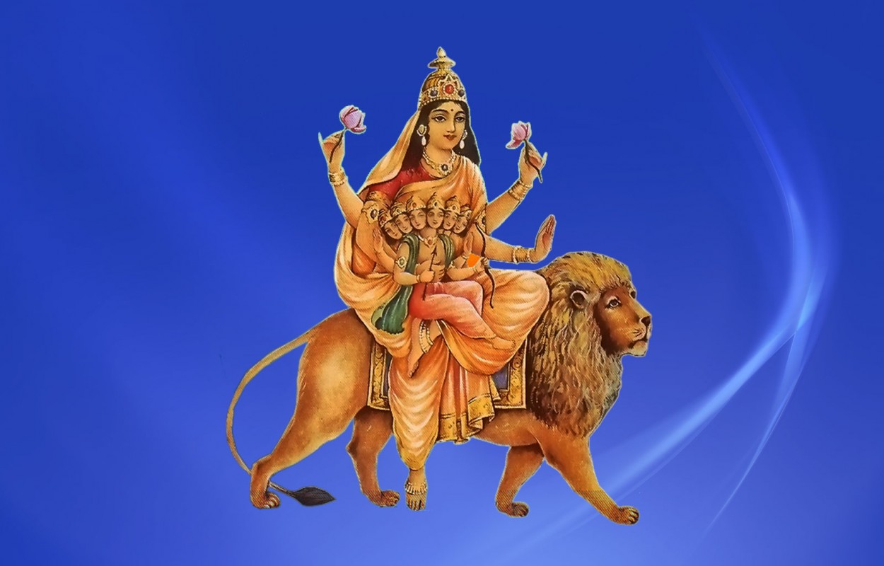 Navratri Day 5 | Dedicated to Worshiping Goddess Skandamata