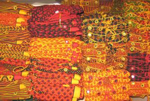 Booti Work Fabric