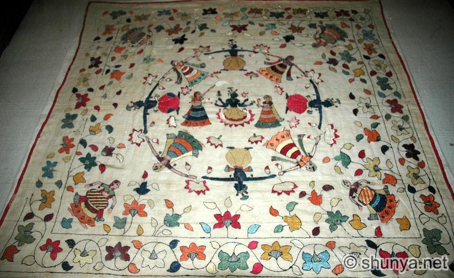 Chamba Embroidery