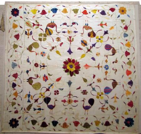Chamba Embroidery of Nature