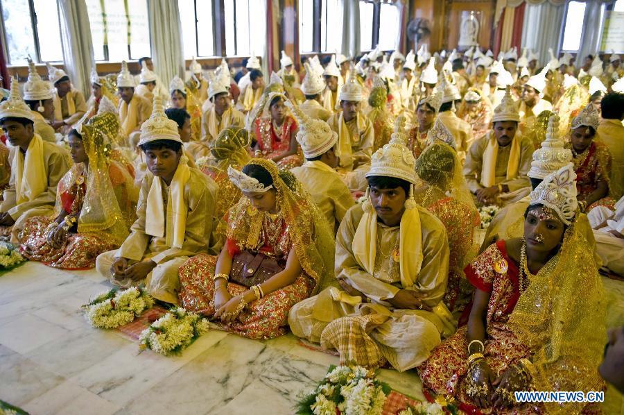 Group Wedding Ceremony