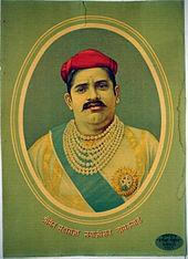 Maharaja Gaekwad of Baroda