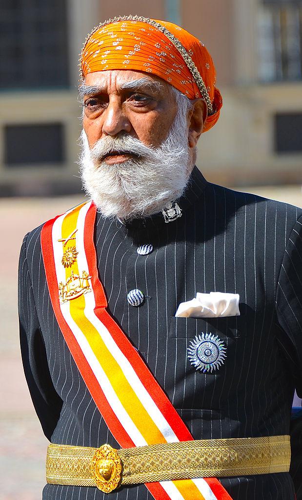 Maharana of Udaipur Arvind Singh Mewar