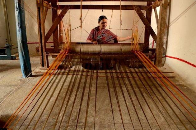 Narayanpet Weaver