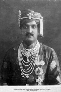 Kashmir's King Dress