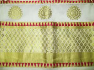 Kerla Kasavu Fabric
