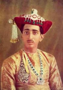Maharaja Yeshwantrao Holkar