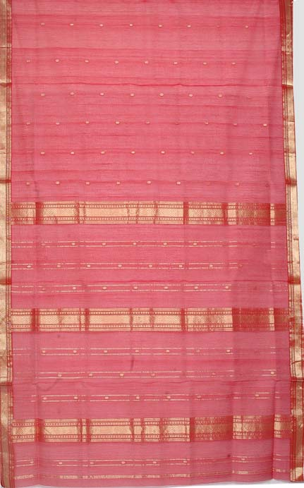 Maheshwari Saree Fabric