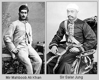 Nizams of Hyderabad & Berar