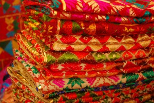 Phulkari Embroidery Items