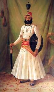 Udaipur Maharaja Fateh Singh